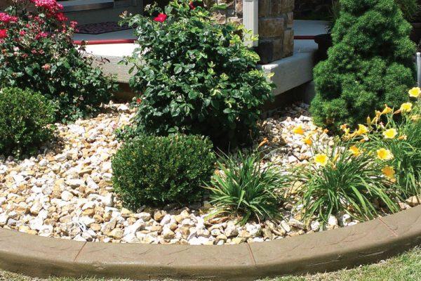 entryway-enhancement-flower-bed